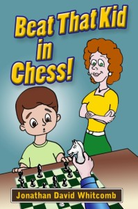 nonfiction paperback book on chess