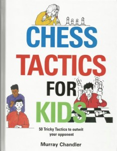"""Chess Tactics for Kids"" book"