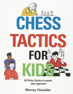 chess book by a grandmaster