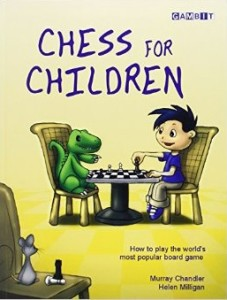 """Chess for Children"" book"